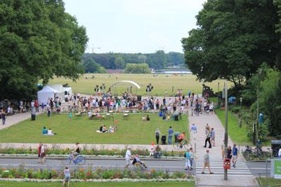 Stadtpark Festwiese